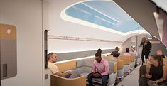 Firma Virgin Hyperloop zaprezentowała wizję transportu pasażerskiego w 2030 roku
