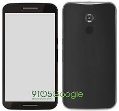 Czy tak będzie wyglądał nowy Nexus 6/Nexus X?