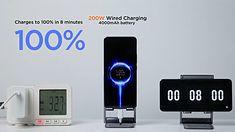 Xiaomi Hypercharge - szybkie ładowanie do pełna w 8 minut