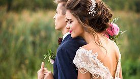 Fryzury ślubne Z Warkoczem Wp Kobieta