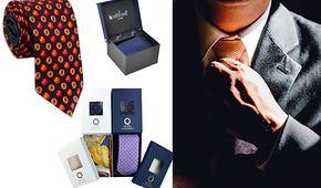 82f259846d9e39 4 krawaty, które uszlachetnią wygląd mężczyzny. Sprawdź, który z nich  pasuje do ciebie