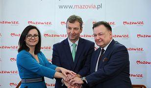 Jest sojusz na Mazowszu. Koalicja Obywatelska i PSL podpisały umowę