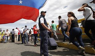 """Wenezuela w ciemnościach. Władze: """"To atak!"""""""