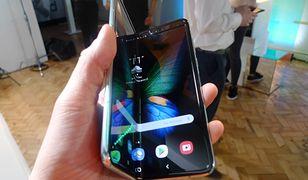 Miał być cud techniki. Ogromne problemy z Samsung Galaxy Fold