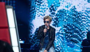 The Voice Kids: Sebastian Radzimski i rockowy mini koncert