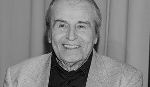 Tadeusz Pluciński nie żyje. Legendarny polski playboy miał 92 lata