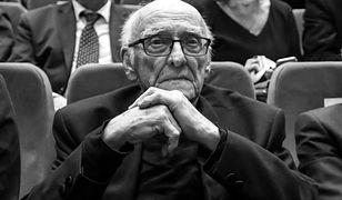 Zmarł Witold Sobociński. Wybitny polski operator miał 89 lat