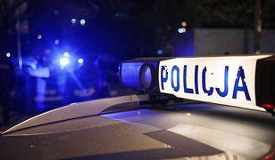 Samochód uderzył w wiadukt w Katowicach. Kierowca nie żyje