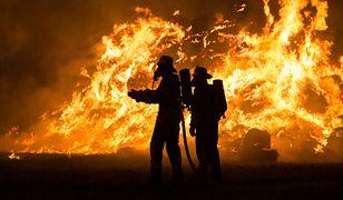 Straż pożarna to służba na całe życie.