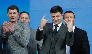 Wpadka Zełenskiego. Prorosyjskich separatystów nazwał