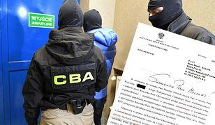 Afera w CBA. Prokuratura i Rzecznik Praw Obywatelskich zajęli się sprawą