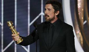 Christian Bale podziękował szatanowi na Złotych Globach. Ta historia ma ciąg dalszy