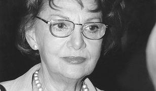 Irena Dziedzic nie żyje. Miała 93 lata
