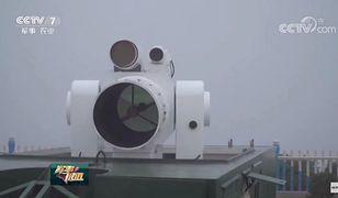 Czy to chińskie działo laserowe? Zdjęcia