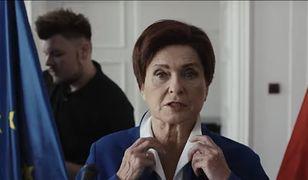 W rolę premier Szydło wcieliła się Ewa Kasprzyk.