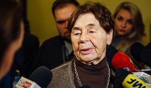 Zofia Romaszewska nie wie, co zrobi prezydent.