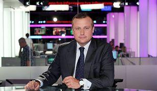 Dziennikarz TVP Info przeprosił Joachima Brudzińskiego za