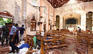 Wywiad Sri Lanki zignorował ostrzeżenia. Masakrze można było zapobiec