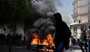 Francja: 23. protest
