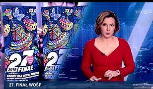 TVP nie zapomniało o WOŚP. Wzmianka o finale w