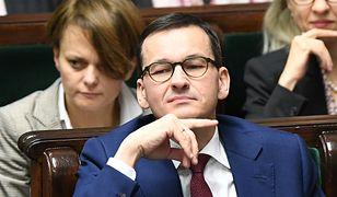 Prezenty dla premiera Mateusza Morawieckiego. Wpisał je do rejestru korzyści majątkowych