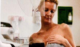 Sandra Lee nagrała swoją operację.