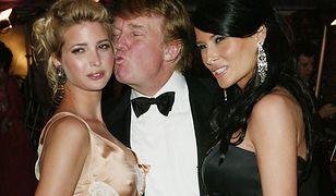 Córeczka tatusia. Relacja Donalda i Ivanki Trump to od lat źródło plotek