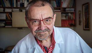 Wspomnienie prof. Romualda Dębskiego.