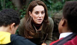 Księżna Kate zdradziła tajemnicę syna. Spotkanie w brytyjskiej szkole
