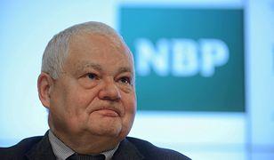 List do Glapińskiego. Prezes NBP będzie musiał odpowiedzieć