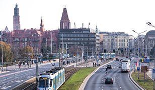 Duża awaria we Wrocławiu. Osiedla bez prądu