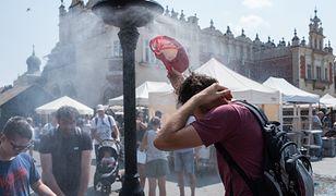 """Temperatury będą rosły. Radni z Krakowa chcą wprowadzenia """"wyjątkowego stanu klimatycznego"""""""