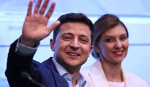 Wybory na Ukrainie. Wołodymyr Zełenski zapowiada zmiany