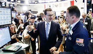 Afera KNF dotarła na Wall Street. Analityk chce cofnięcia Polsce statusu rynku rozwiniętego
