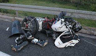 Zaginął polski motocyklista. Odnalazł się w Czechach