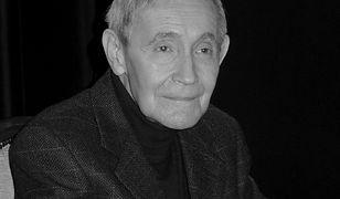 Nie żyje Ryszard Marek Groński. Pisarz zmarł w Wigilię