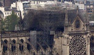 Robotnicy winni pożaru Notre Dame? Palili papierosy na dachu mimo zakazu