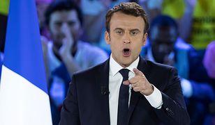 Macron chce wyrzucić Polskę ze strefy Schengen.