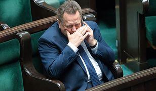 """Poseł zapytał o ochronę dla Zielińskiego.  """"Dostał ją ze względu na dobro państwa""""."""