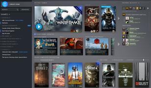 Stało się! Valve zmienia wygląd Steama
