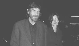 Derrick O'connor z żoną Mimi