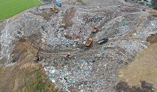 Afera śmieciowa na Dolnym Śląsku. Gigantyczne wysypisko pod lupą prokuratury