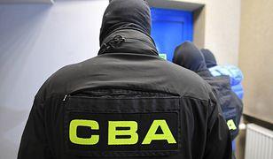 Akcja CBA w kilku województwach. Zatrzymano 7 osób