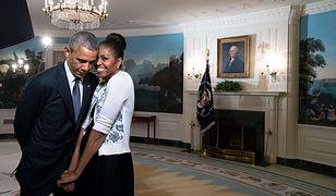 Barack Obama złożył żonie życzenia. Udostępnił wzruszające zdjęcie