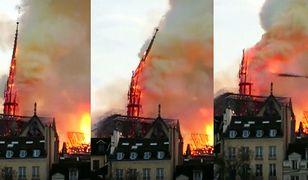 Pożar katedry Notre Dame. Jak strażacy ratują zabytki?