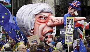 W Londynie trwa wielka demonstracja przeciwko brexitowi