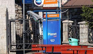Zakopane. Złodzieje wysadzili bankomat na Krzeptówkach