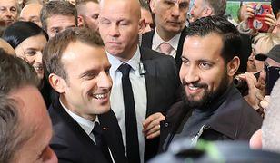 Francja. Były doradca Emmanuela Macrona w areszcie