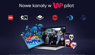 Nowe kanały w WP Pilot, wśród nich CNN i Cartoon Network