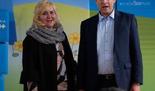 Urzędnicy od Solvere znowu widywani w biurze PiS na Nowogrodzkiej